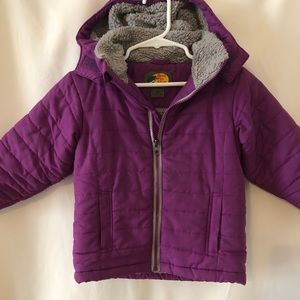 Bass pro shops toddler winter jacket size 3T